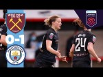 DOWN TO THE FINAL GAME | West Ham 0-1 Man City | FA WSL 20/21