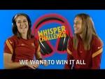 🎧🤣 WHISPER CHALLENGE: VICKY LOSADA vs ALEXIA PUTELLAS