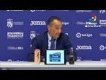 Rueda de prensa CF Fuenlabrada vs Rayo Vallecano