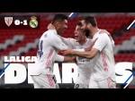 NACHO keeps #LALIGA DREAM alive! | Athletic 0-1 Real Madrid | BTS