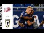 HIGHLIGHTS: New England Revolution vs. Columbus SC   May 16, 2021