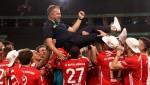 Bayern Munich crowned Bundesliga champions for ninth consecutive season