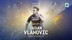 THE MVPs OF THE 2020/2021 SEASON: DUSAN VLAHOVIC BEST UNDER 23