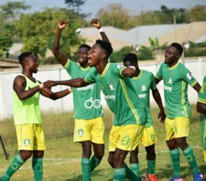 GPL HIGHLIGHTS: Aduana Stars return to winning ways against Berekum Chelsea