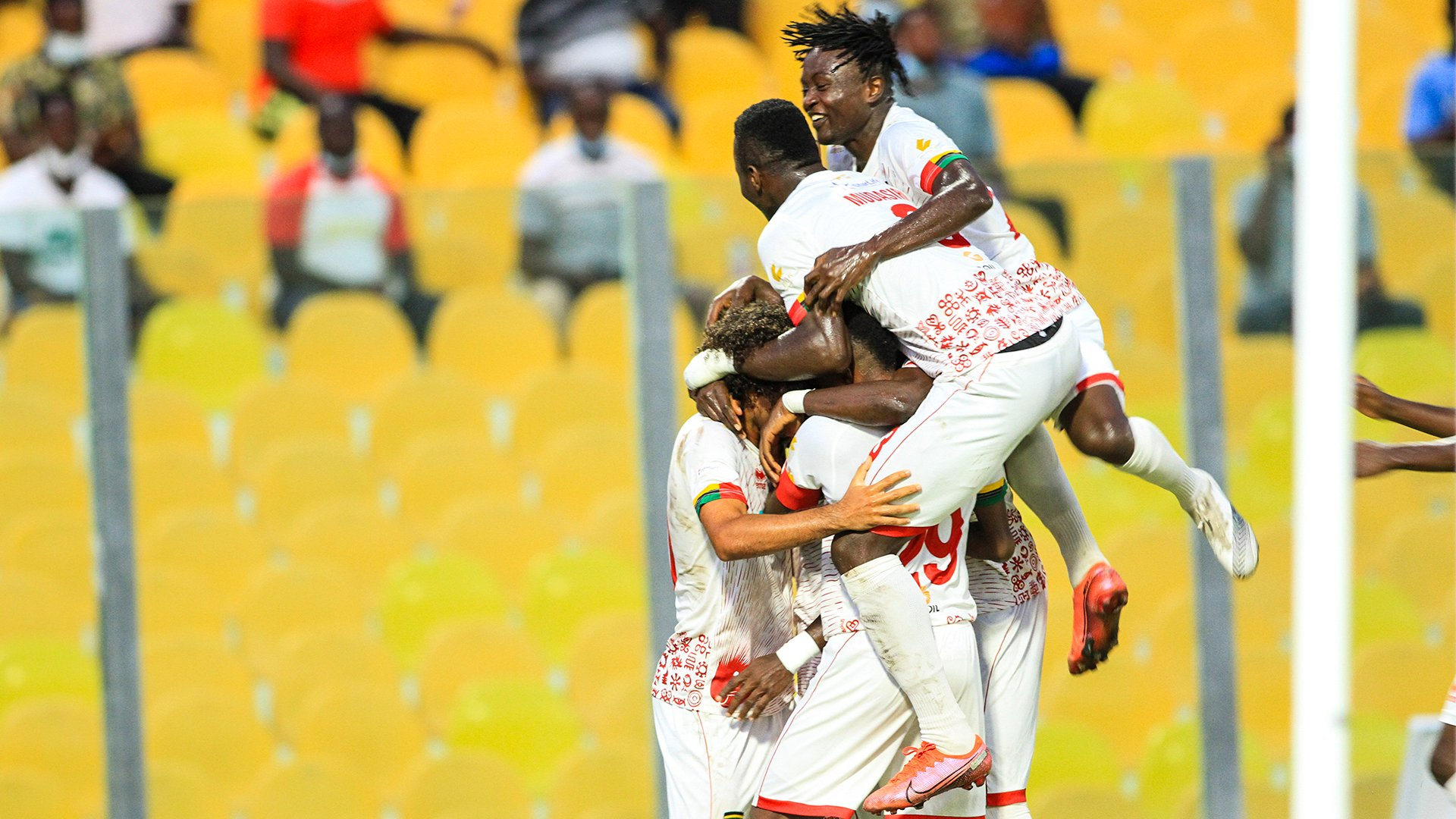Asante Kotoko sweating on five players ahead of crucial Bechem United tie