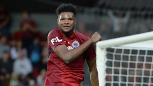 Benjamin Tetteh: Former Ghana U-17 attacker hopes to play for Hearts of Oak in the future