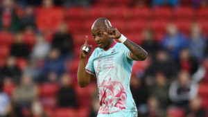 Andre Ayew happy with his journey at Swansea City