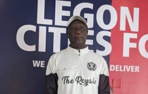 Legon Cities were determined to beat Ashgold - Bashir Hayford