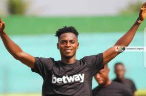 Caleb Amankwah is the toughest defender I have played against – Opoku Mensah