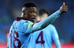 Striker Caleb Ekuban accepts Saint Etienne's offer
