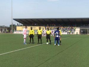20/21 Ghana Premier League matchday 23: Late Abdul Mudasiru strike seals 3-2 win for Olympics at WAFA