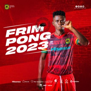 OFFICIAL: Defender Samuel Frimpong signs 2-year contract extension deal with Asante Kotoko