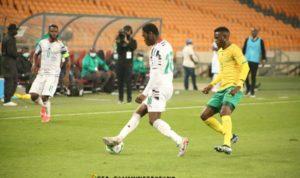 My Black Stars debut call up came as a surprise - Ghana newboy Emmanuel Gyasi