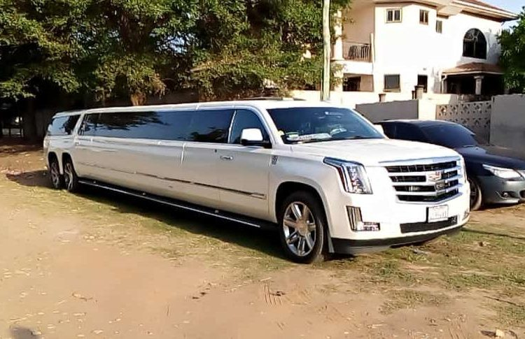 Bechem United playing body to use Cadillac Limousine as team bus