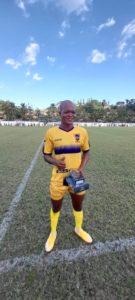 Ghana Premier League: Fatawu Sulemana adjudged MOTM following Medeama's win over Ashanti Gold
