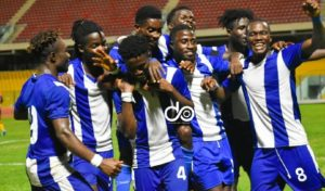 GPL HIGHLIGHTS: Great Olympics beat Inter Allies to stay in race for league title