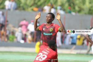 We were eager to beat WAFA - Kotoko defender Imoro Ibrahim