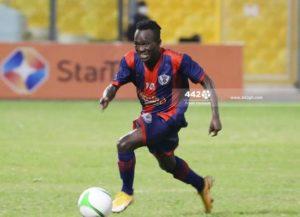 We will survive relegation, says Legon Cities midfielder Jonah Attuquaye