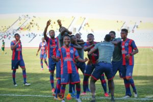 GPL HIGHLIGHTS: Legon Cities impressively beat Aduana Stars on match week 26