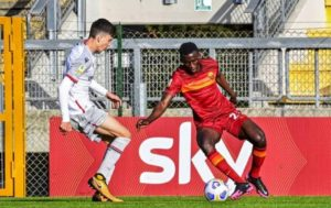 Performances of young Ghanaian players in Italy: Felix Ohene Gyan, Philip Yeboah score for AS Roma and Hellas Verona
