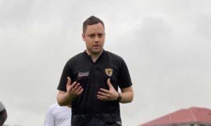 Ashgold SC confirms exit of coach Romain Folz