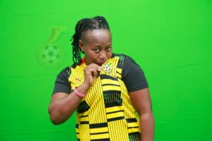 GFA appoints Ajoa Bayor as national teams' coordinator