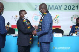 Dreams FC congratulate Kurt Okraku on his appointment as new WAFU Zone B President