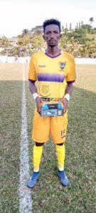 2020/21 Ghana Premier League: Medeama defender Baba Musah clinches MVP in WAFA defeat