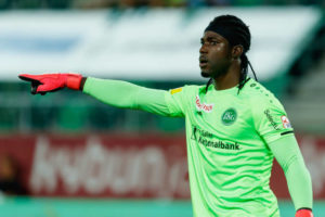 Ghana goalkeeper Lawrence Ati-Zigi confident of escaping relegation with St. Gallen