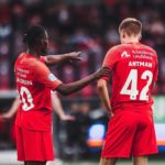 Teenage sensation Kamaldeen Sulemana finds the net in Nordsjaelland draw