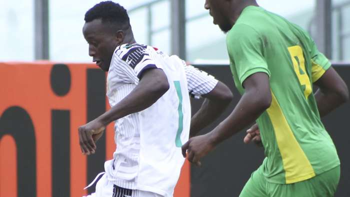 Black Meteors: Three Black Stars players demoted to U-23 side for friendlies