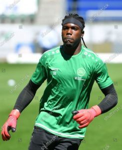 Ghana goalkeeper Lawrence Ati-Zigi hails FC St. Gallen fans for his success