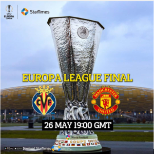 Manchester United looking for more European glory on StarTimes