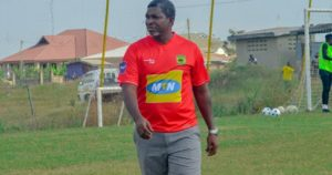 'There are no issues' – Coach Maxwell Konadu confirms impasse with Kotoko have been resolved