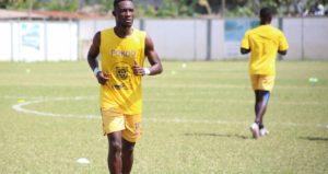 Ghana Premier League: Medeama midfielder Joseph Tetteh Zutah discharged from hospital after injury