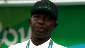 Samson Siasia life-ban reduced to five years by Court of Arbitration for Sport