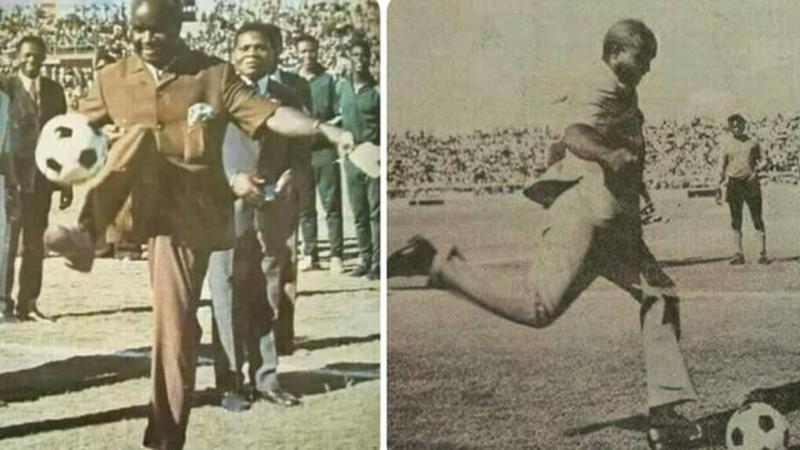 FEATURE: Kenneth Kaunda the sport-loving president
