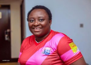Dr. Gifty Oware-Aboagye leads Berry Ladies to bag 4 Ghana Football Awards nomination