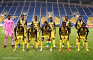 International friendly: Black Meteors deputy coach Yussif Basigi upbeat about win over Japan