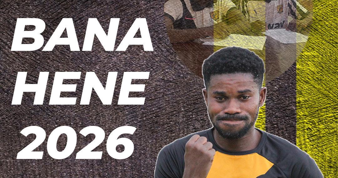 Owusu Banahene extends contract with Ashantigold