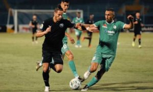 CAF Confederation Cup: Raja, Pyramids play to draw in Cairo