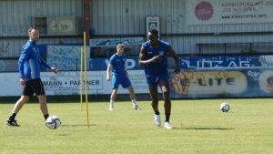 Ghana striker Raphael Dwamena set to complete BW Linz move today