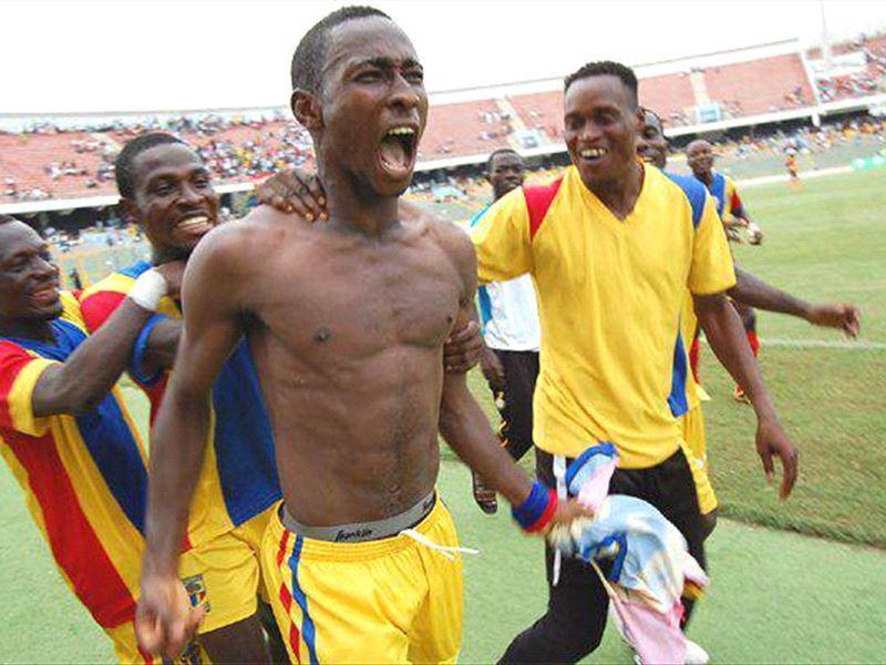 Injuries ruined my career at Hearts of Oak - Sadat Karim