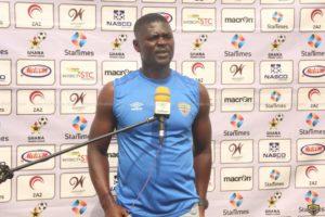Samuel Boadu: Hearts of Oak coach eyes win against Legon Cities FC in next league match