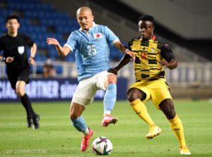 International friendly: Richmond Ayi starts as coach Paa Kwesi Fabin names starting XI against Japan