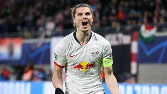 TRANSFERS - AS Roma pushing hard for RB Leipzig midfielder