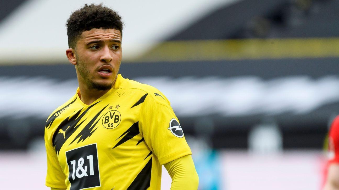 Transfer Talk: Man Utd's £67m bid for Sancho transfer rejected by Dortmund