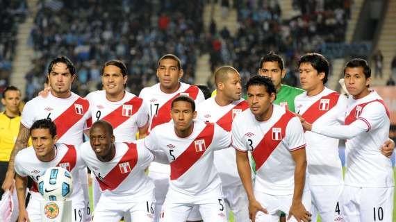 NATIONS - Coppa America 2021, Peru' has its final list