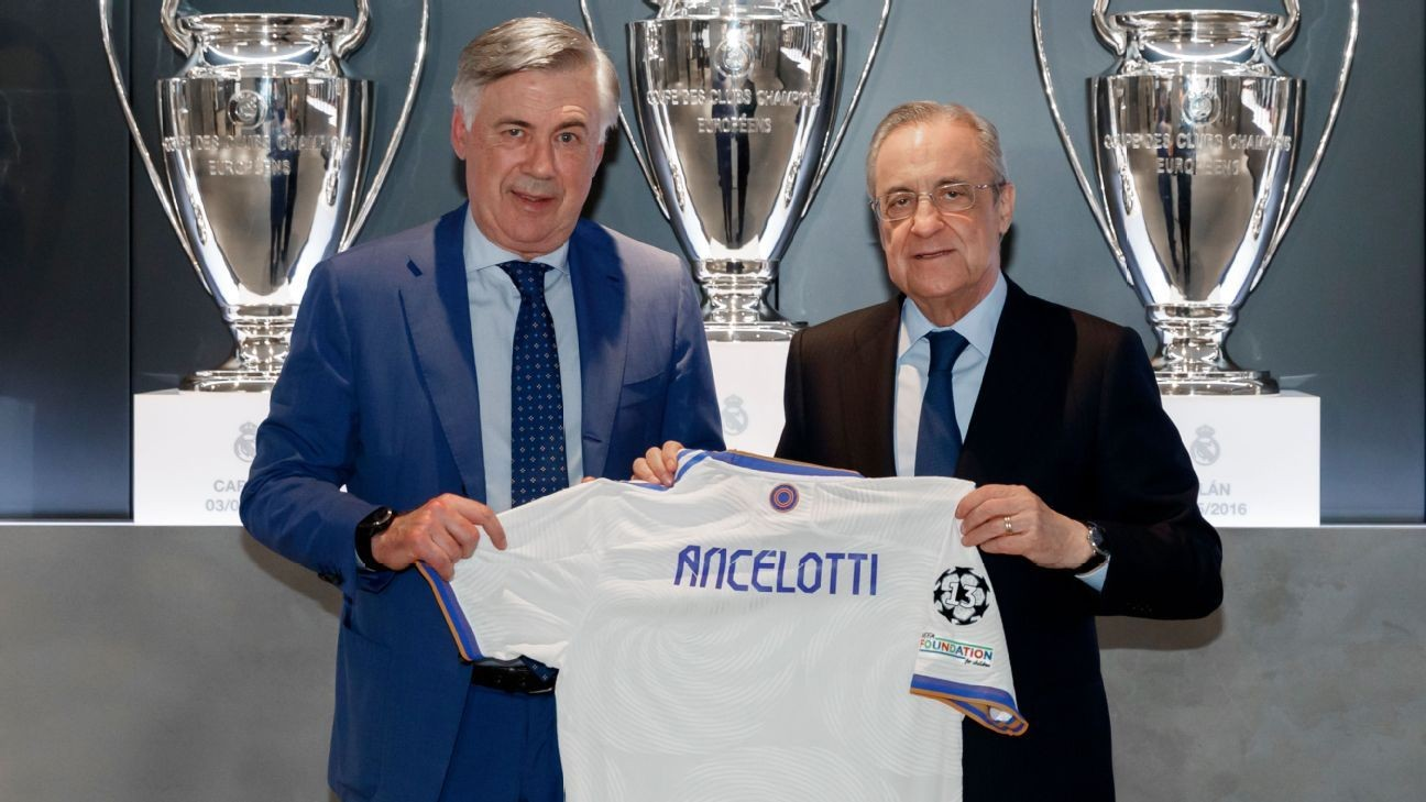 Ancelotti at Madrid and Koeman at Barca are marriages of convenience