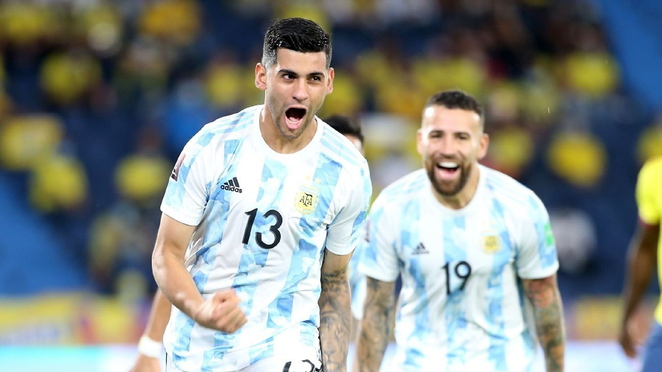 Who are the top young players at the Copa America?